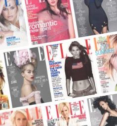 Elle Magazine-hair styles for fall