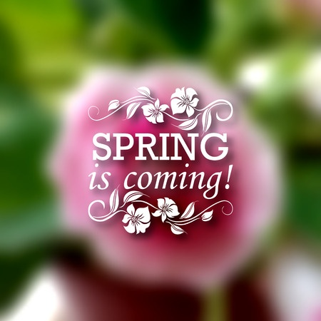 Iuliia Goncharova Spring